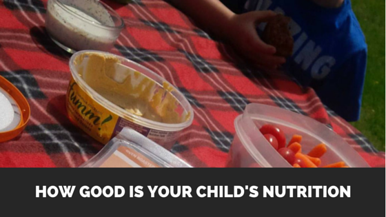 How Good is Your Child's Nutrition?