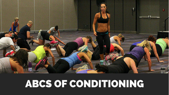 Sports Conditioning – It Starts With The ABCs
