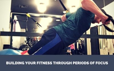 Building Your Fitness Through Periods of Focus