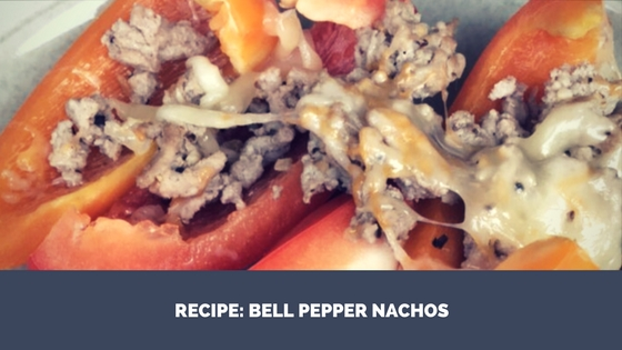 Recipe: Bell Pepper Nachos